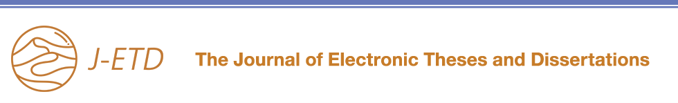 The Journal of Electronic Theses and Dissertations