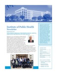Institute of Public Health Newsletter - Inauguration Issue by Institute of Public Health (IPH)