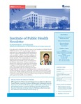 Institute of Public Health Newsletter- volume1, Issue1 by Institute of Public Health (IPH) - CMHS