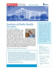 Institute of Public Health Newsletter- Volume1, Issue 2 by Institute of Public Health (IPH) - CMHS