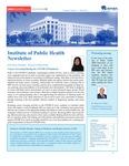 Institute of Public Health  Newsletter- volume2, Issue2
