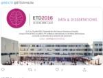 ETD2016 Symposia