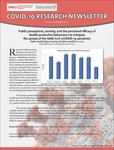 Public perceptions, anxiety, and the perceived efficacy of health-protective behaviors to mitigate The spread of the SARS-CoV-2/COVID-19 pandemic Public Health (Royal Society of Public Health)  (In press)